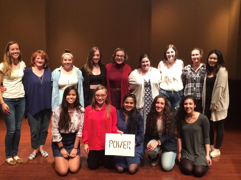 "The WILL Capstone Class Hosts ""Period Monologues"""