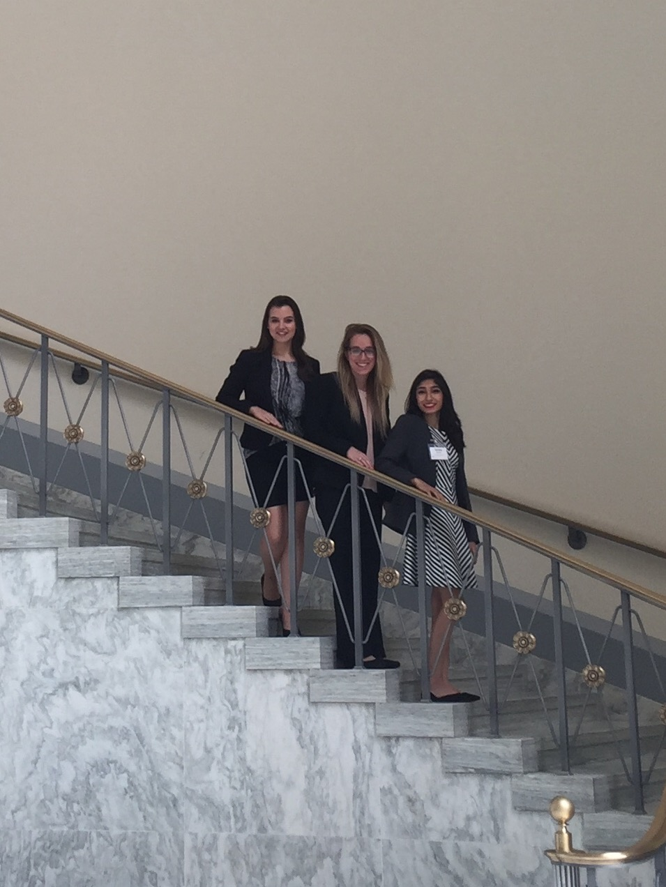 WILL women in the Rayburn House Office building for the PLEN Conference: Women in Congress!