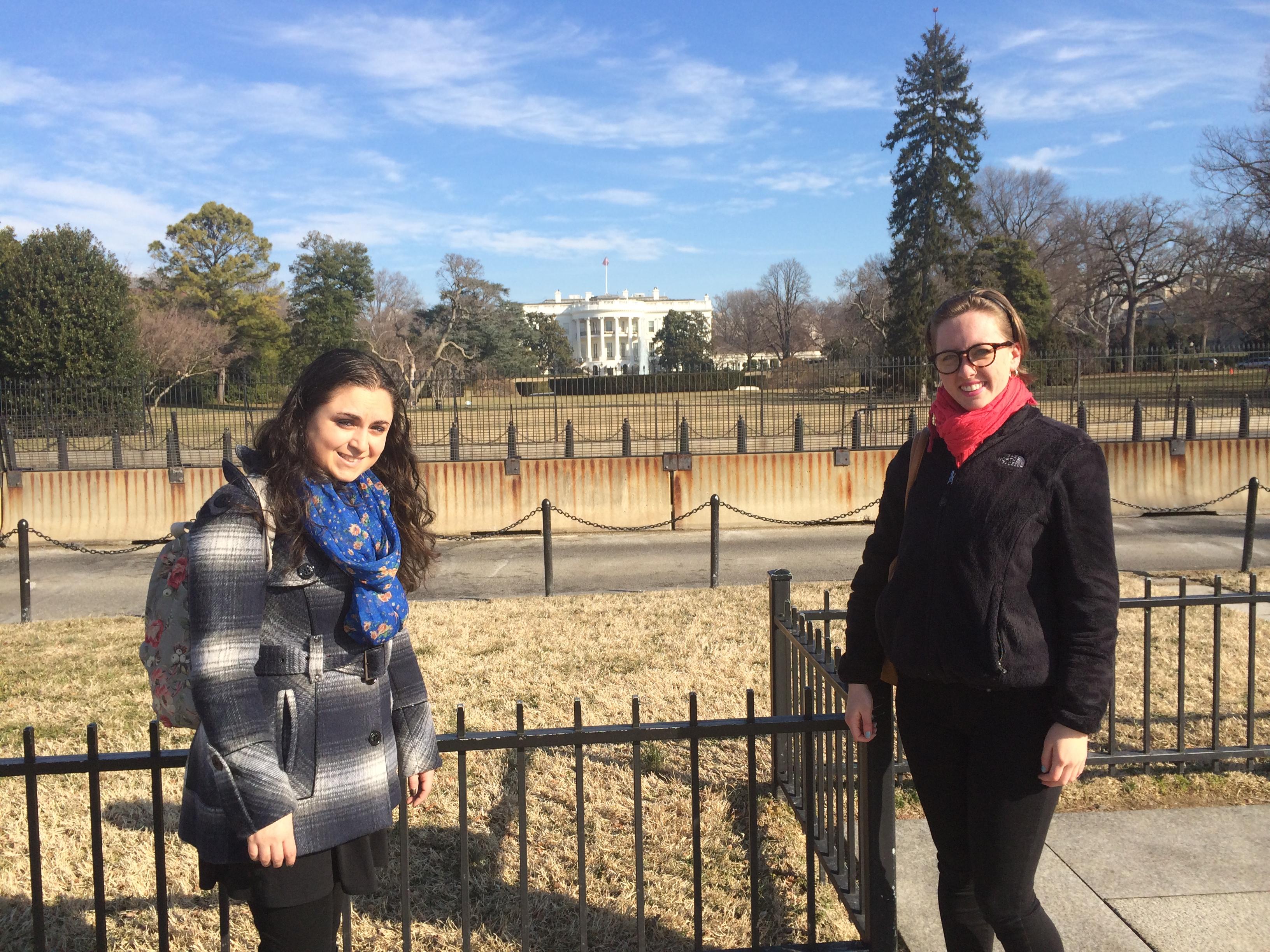 WILL members in Washington D.C.