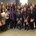 Gloria Steinem Visits TCNJ
