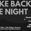 Take Back The Night 2017