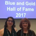 Congratulations Rosie Driscoll: Recipient of the Leadership Blue and Gold Award