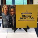 Emily Bent '03 recognized for TCNJ 2018 Distinguished Service award